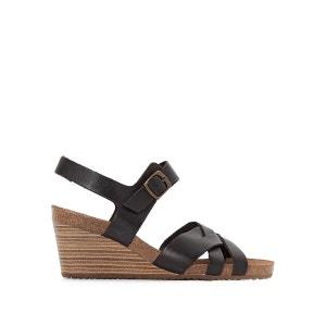 Sandales cuir compensées SPICY KICKERS