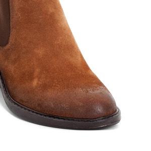 Boots in leer Gaucho MJUS