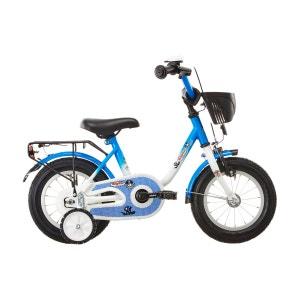 Capitaine - Vélo enfant 12 pouces - bleu/blanc VERMONT