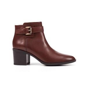 Boots cuir Glynna GEOX