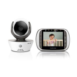 Écoute-bébé   Vidéo Wi-Fi MBP853 Connect MOTOROLA