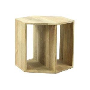 table hexagonale la redoute. Black Bedroom Furniture Sets. Home Design Ideas