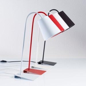 Lampe à poser design métal, Pactus La Redoute Interieurs