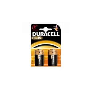 Pile Alcaline LR14 Duracell plus DURACELL
