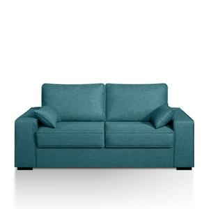 Canapé-lit Cécilia, couchage express, polyester chiné La Redoute Interieurs