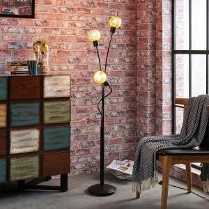 lampadaire 3 spots la redoute. Black Bedroom Furniture Sets. Home Design Ideas