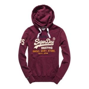 Store Tri Hood Hoodie SUPERDRY