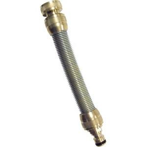 Nez de robinet flexible rapide en laiton BOUTTE