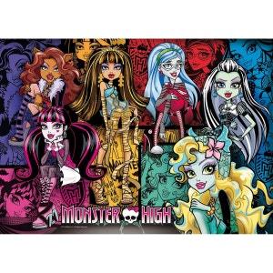Monster High - Puzzle 104 pièces Brillant - CLE20125.9 CLEMENTONI