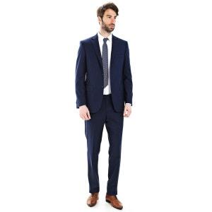 Costume semi-cintré en pure laine super 150's Vitale Barberis Canonico BRUCE FIELD