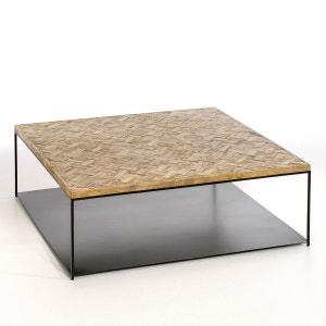 Table basse carrée, Alphée AM.PM