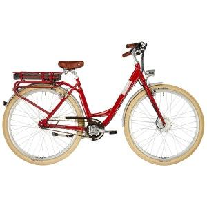 Charlotte - Vélo de ville électrique - rouge ORTLER