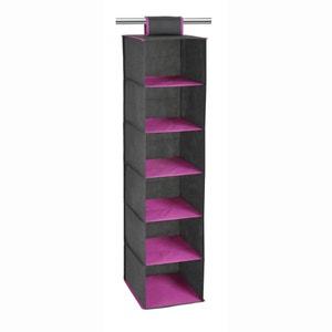 Organizador suspenso de armario, 6 cajas La Redoute Interieurs