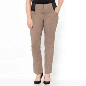 Pantalon droit astucieux CASTALUNA