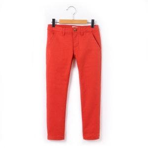 Pantalon chino 3-16 ans La Redoute Collections