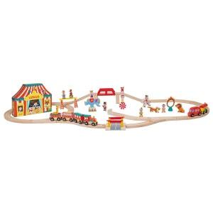 Circuit de train : Story Express Circus JANOD