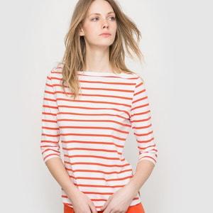 T-shirt alla marinara maniche a 3/4 R essentiel