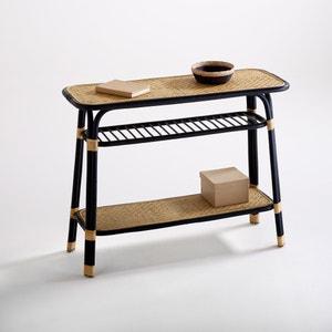 Nihové Rattan Console Table La Redoute Interieurs