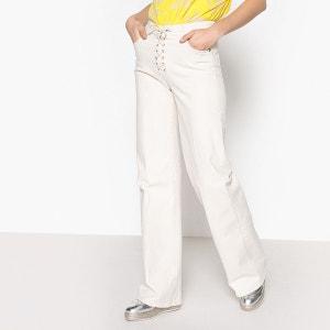 Pantaloni loose, larghi PEPE JEANS