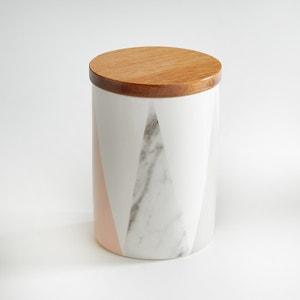 Pot in keramiek en bamboe La Redoute Interieurs