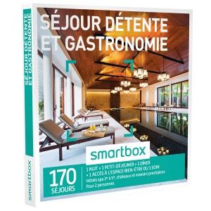 Séjour détente et gastronomie - Coffret Cadeau SMARTBOX