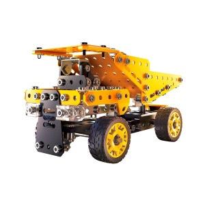 Meccano camion benne theme chantier MECCANO