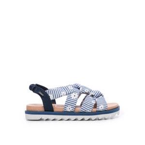 Union Blue Sandals