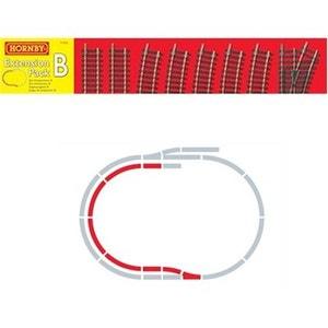 Circuit de train : Set d'extension B JOUEF