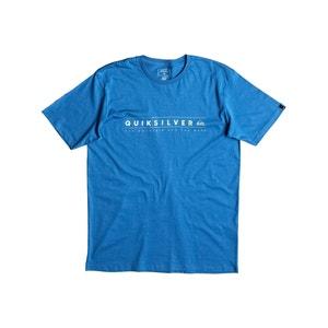 T-shirt met ronde hals QUIKSILVER