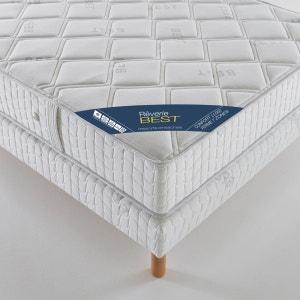 Matelas à ressorts ensachés confort luxe ferme 7 zones, haut. 24 cm REVERIE