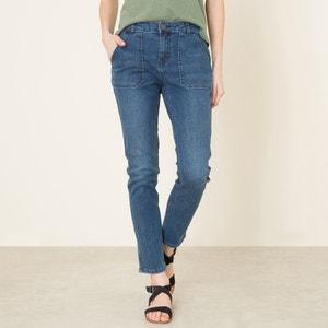 Jeans Cargo JANE DENIM LABDIP