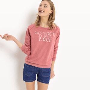 Sweatshirt mit rundem Ausschnitt, Polyester KAPORAL 5
