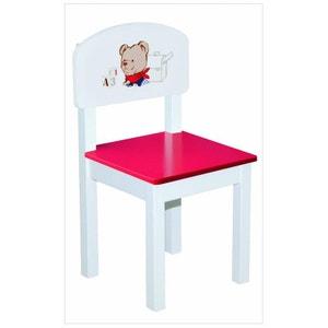 Roba 50873 Chaise en bois peint pour enfants ROBA