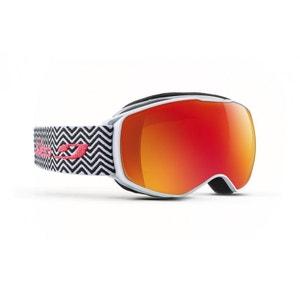 Masque de ski mixte JULBO Noir ECHO Noir / Blanc Tweed S Spectrron 3 JULBO
