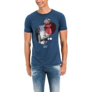 T-shirt imprimé à manches courtes SALSA
