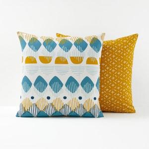 Funda de almohada con estampado Cool La Redoute Interieurs
