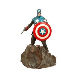 Marvel Select - Figurine de Captain America - Diamond DIAMOND