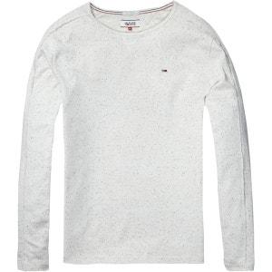T-shirt moucheté manches longues HILFIGER DENIM