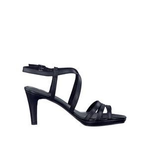 Sandalen in leer 28399-38 TAMARIS