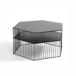 Bangor Double Tier Cage Coffee Table La Redoute Interieurs