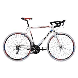 Vélo de course 28'' Velocity blanc TC 59 cm KS Cycling KS