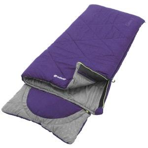 Contour Junior - Sac de couchage Enfant - violet OUTWELL