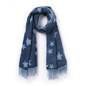Echarpe, motif étoile ESPRIT