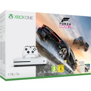 Xbox One S 1TB + Forza Horizon 3 XBOX One MICROSOFT