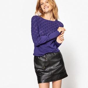 Ażurowy sweter MADEMOISELLE R