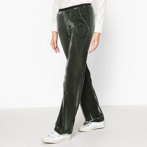 Pantalón de terciopelo liso PALERMO DIEGA