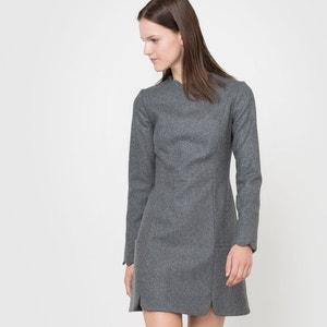 Long-Sleeved Dress CORALIE MARABELLE X LA REDOUTE MADAME