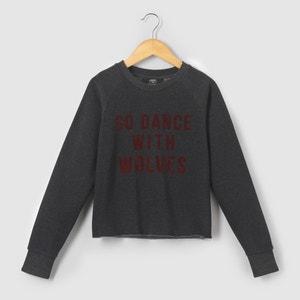 Sweater met ronde hals 10-16 jr LE TEMPS DES CERISES