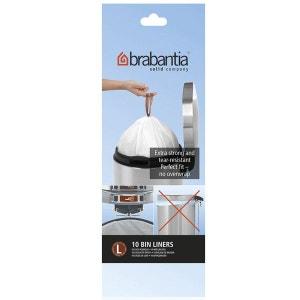 brabantia - rouleau de 10 sacs poubelles l 45l - 371547 BRABANTIA