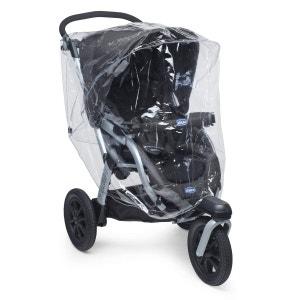 Habillage pluie Universel pour poussette 3 roues Chicco CHICCO